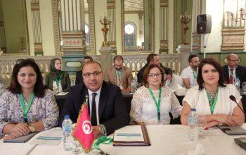 La cinquième réunion du groupe arabe pour la sécurité alimentaire et la réunion préparatoire des groupes de travail des cinq initiatives techniques tenues en République arabe d'Egypte du 16 au 19 septembre 2018